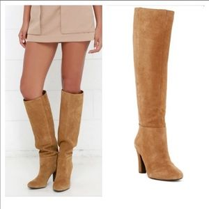 **NWOT** Jessica Simpson Ference Knee High Boots